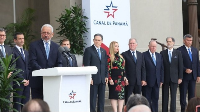 Credit: Panama Canal Authority