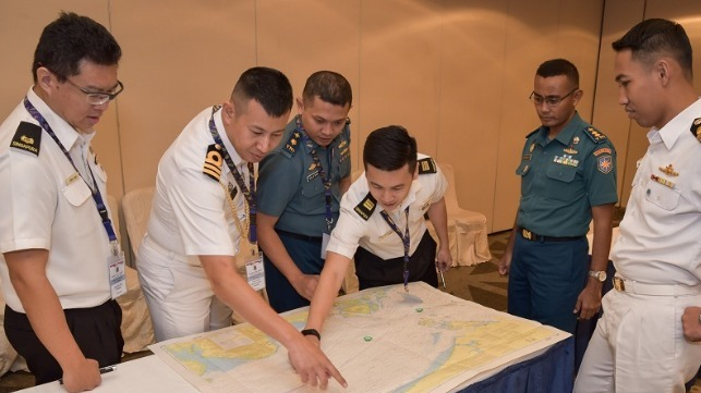 Singapore Hosts the 14th Malacca Straits Patrol Joint Coordinating Committee Meeting