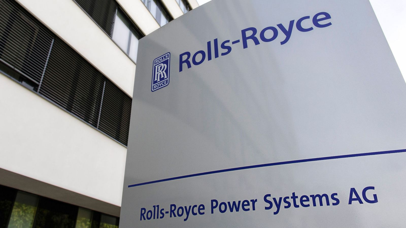 rolls-royce headquarters