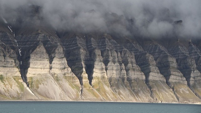 file photo of Svalbard