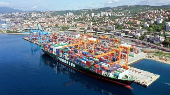 Adriatic Gate Container Terminal announces expansion to handle larger container vessels