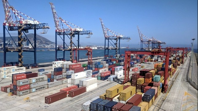 South African ports recover from cyberattack