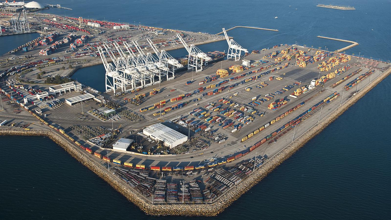 Long Beach California Port Jobs