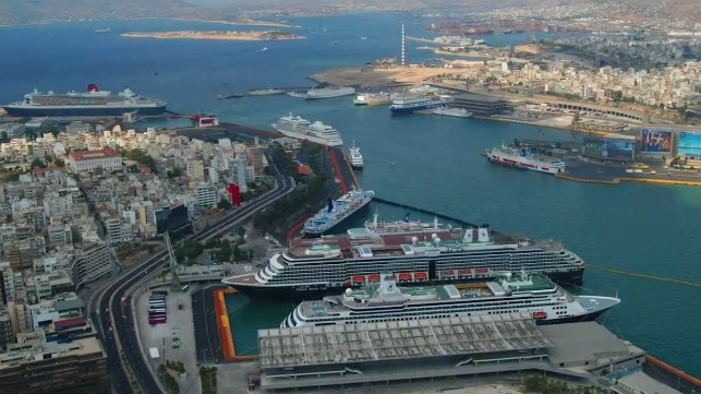 Greece plans to ropen six ports to cruise ships in August