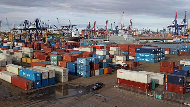 New Priok Container Terminal