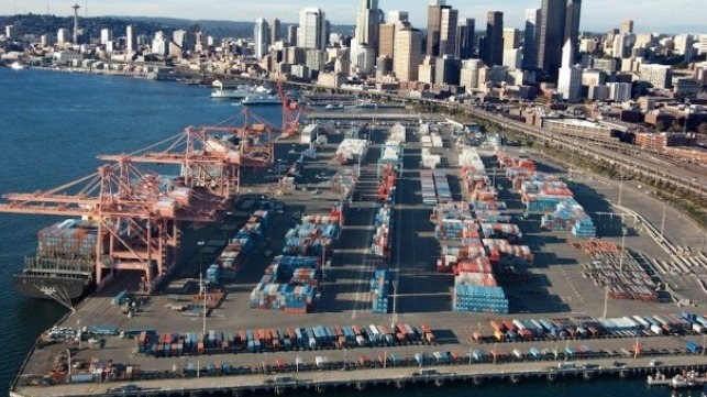 Port of Seattle is delaying plans for a new terminal due to uncertainties from COVID-19