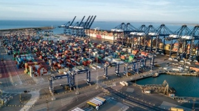 There's No Margin for Error in Port Cyber Security