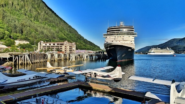 cruise line investing in building new pier in Juneau