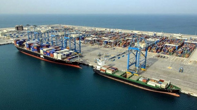 Abu Dhabi green hydrogen to ammonia for ships and export