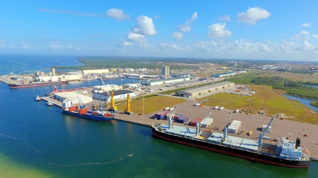 Florida's west coast ports are expanding container cacilities