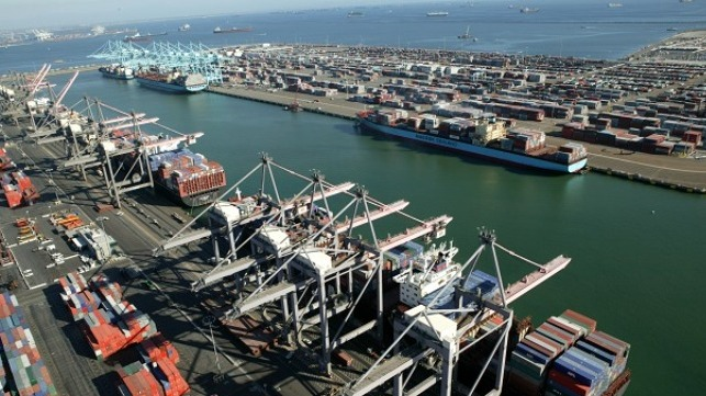 environmentalists file lawsuit against LA Port