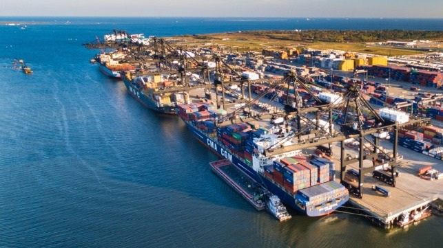Port of Houston busiest in tonnage and expanding