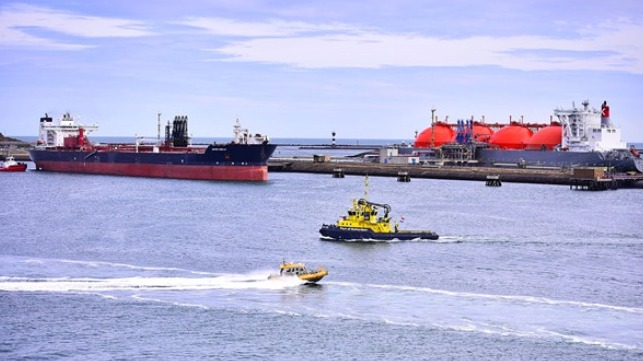ports form fuel network to support marine sustainability