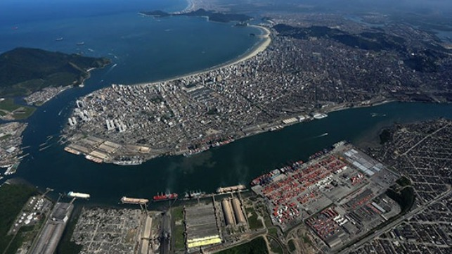 port expansion project increases volumes