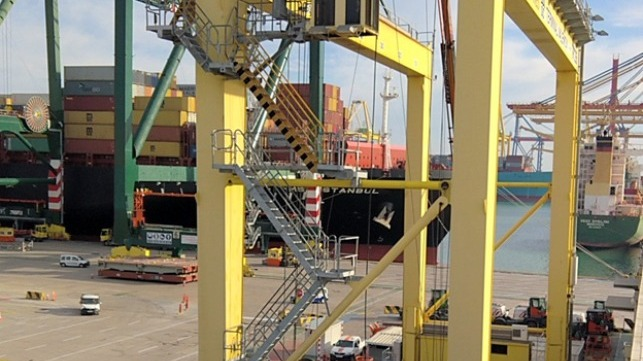 Spains ports begin to see rebound in volumes post Pandemic