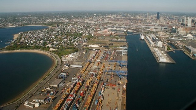 Massport expands Boston's container capabilities