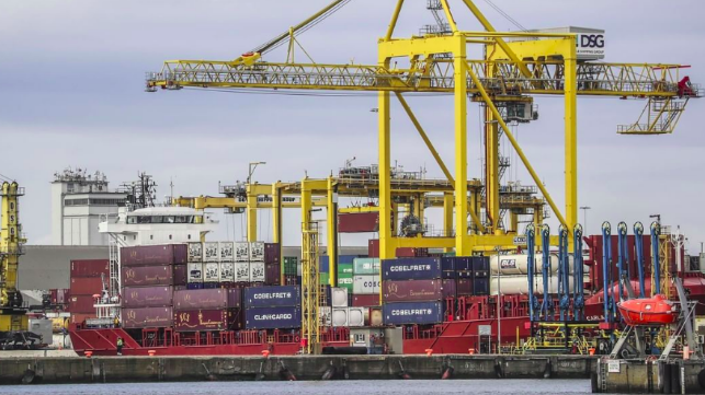 Seafarer Struck and Killed by Container at Port of Dublin