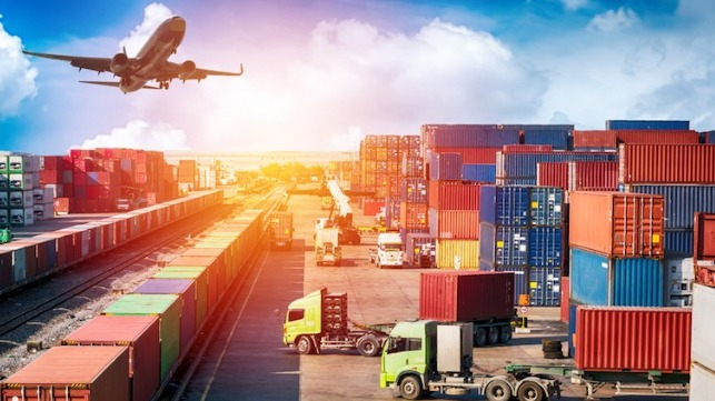 IoT and Wifi Link-up Enables New Container Location Service