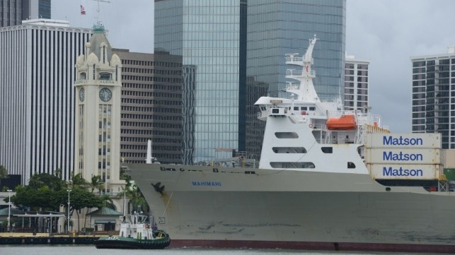Matson Sues to Remove MSP Subsidies for APL's Guam Service