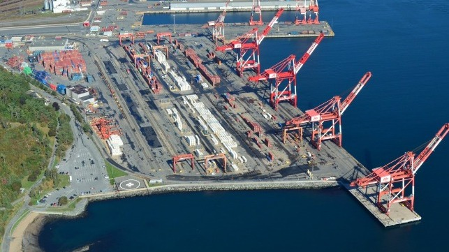 Port of Halifax works to catch up on its backlog