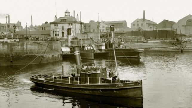 Aberdeen's Evolutionary Maritime History