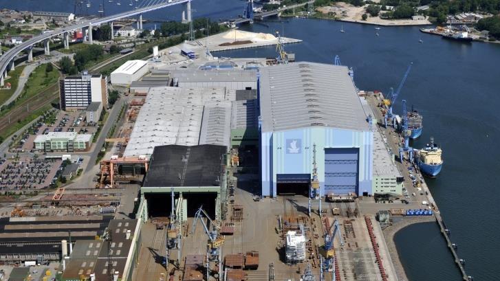 Genting Hong Kong Buys Nordic Yards