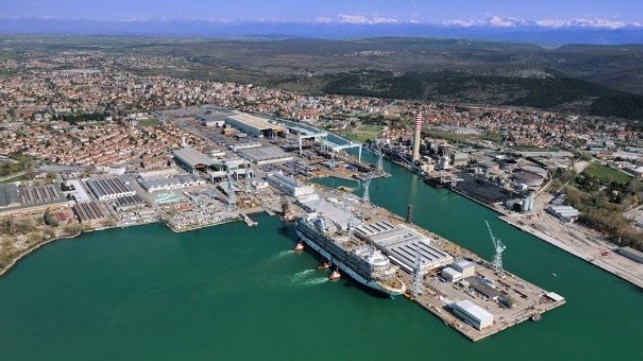 Fincantieri outlook
