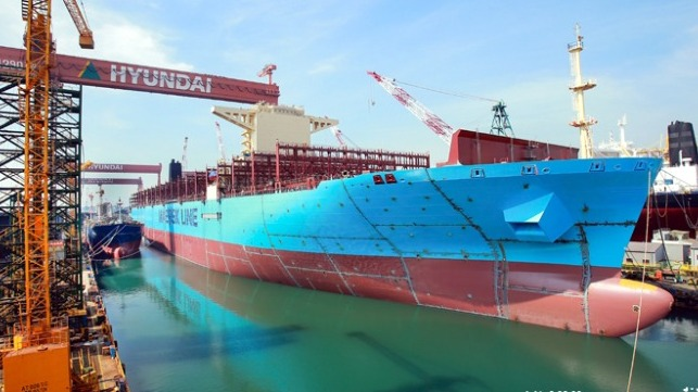 South Korean shipbuilders highlight success