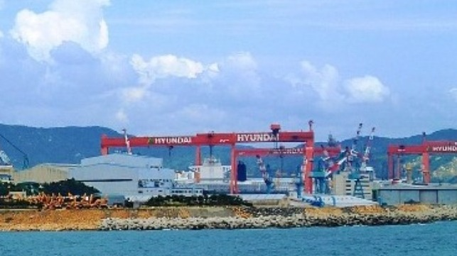 dates for Korean shipbuilder acquisition delayed awaiting regulatory approval