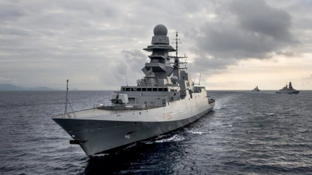 US Navy Awards FFG(X) Concept Design Contract to Fincantieri