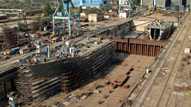 European Commission to support retaining of Spain's unemployed from businesses related to shipbuilding