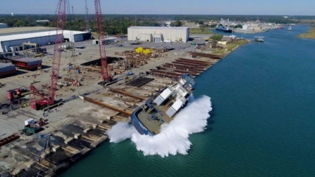 MARAD to award grants to help US shipyards