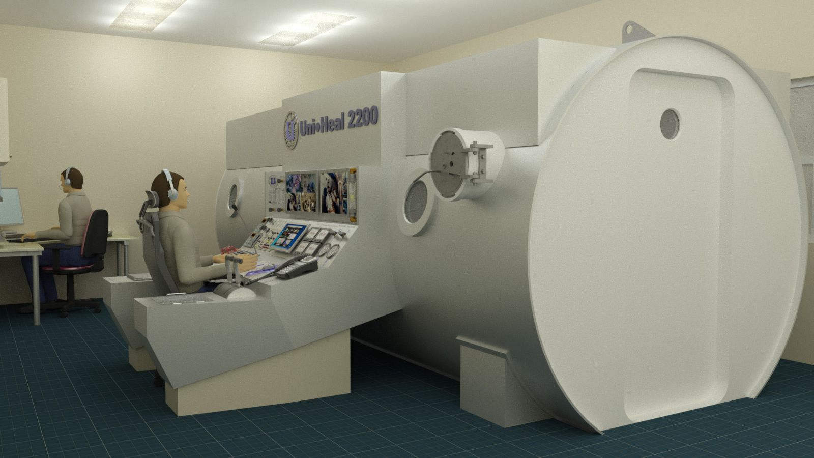 Hyperbaric Oxygen Treatment Chambers