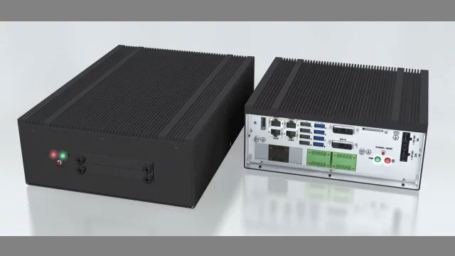 Hatteland Solid State Fanless Computer