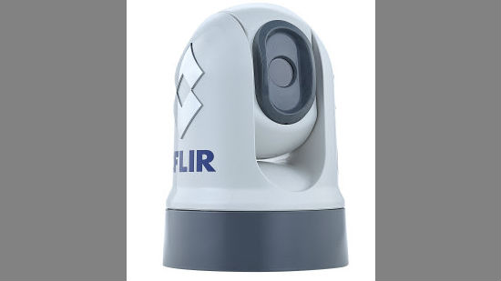 FLIR marine thermal camera series