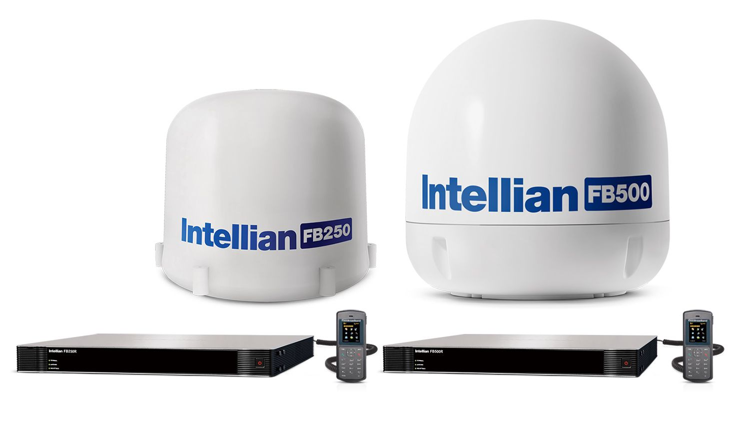 Intellian products