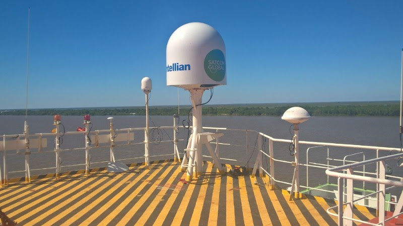 Satcom Global  Aura VSAT