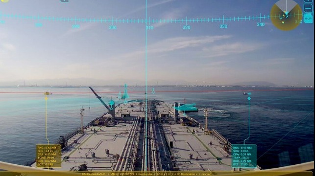 using AR to aid navigation
