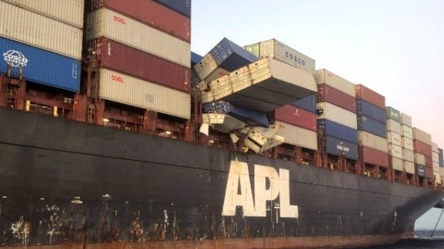 Australia is launching container ship inspections in response to recent losses of containers overboard