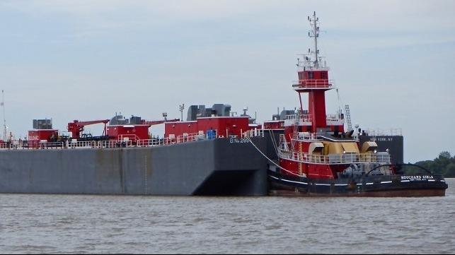 basil barge