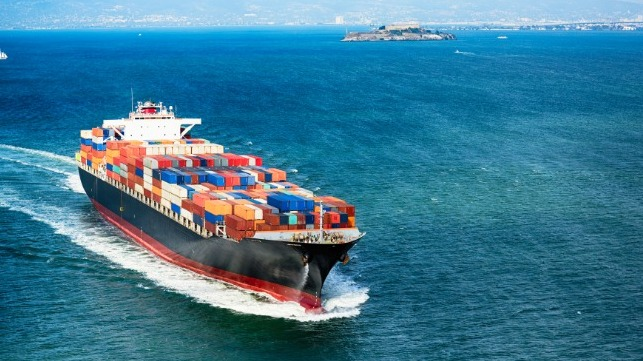containerships are leading scrubber installations according to BIMCO
