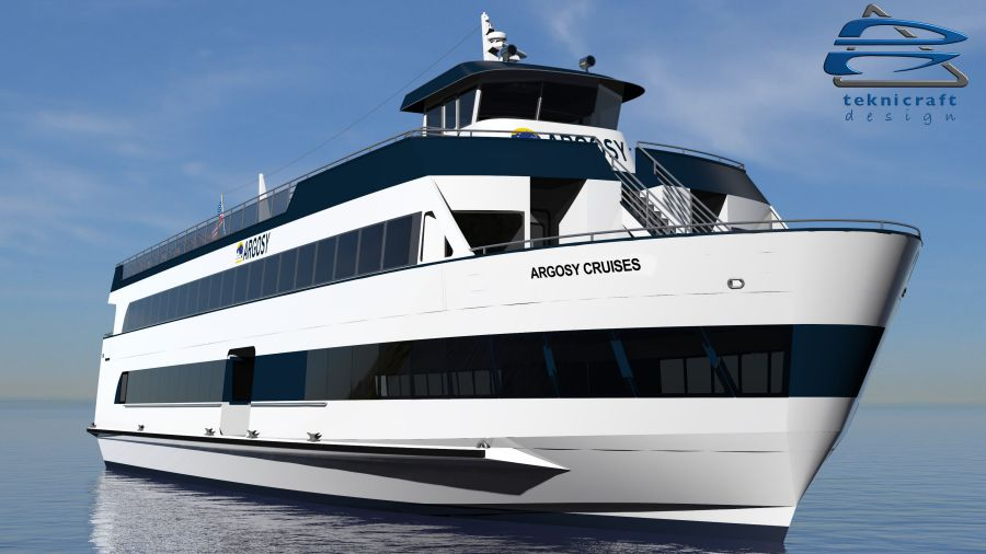 500 Passenger Monohull Contract