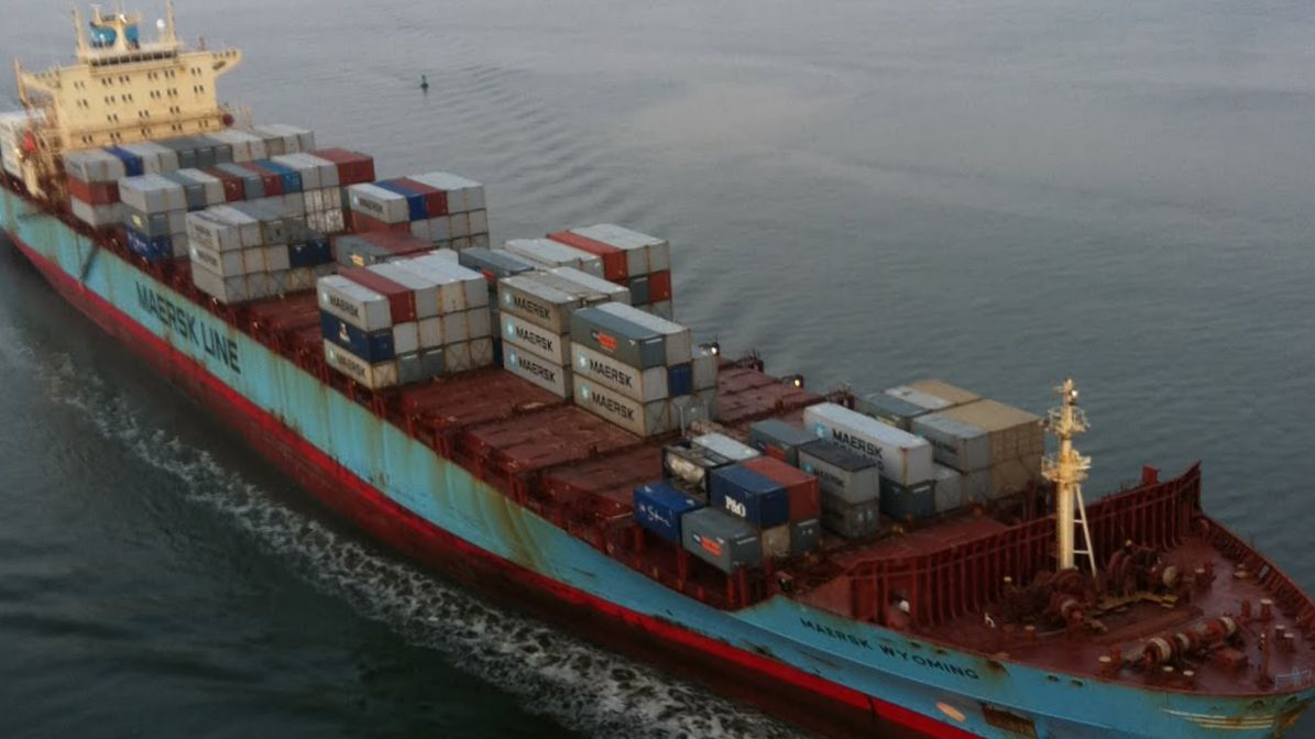 Maersk Announces First Two Vessels Sent To Alang