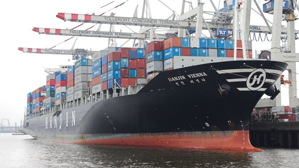 Hanjin Collapse Leaves Crews and Cargoes Stranded