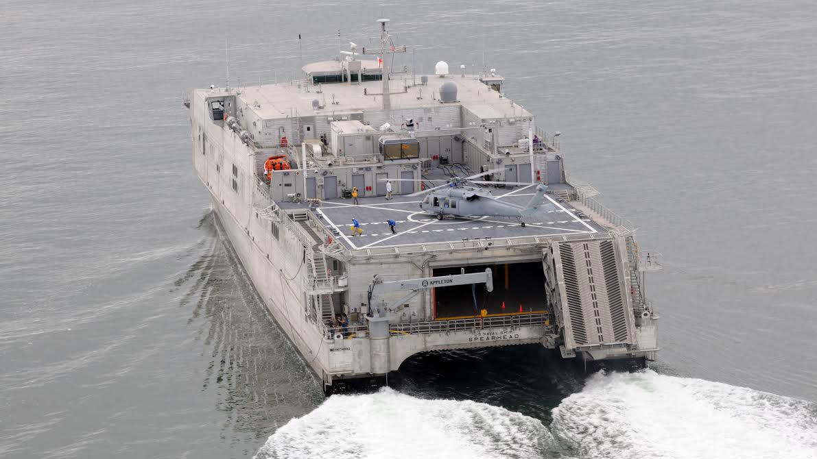 USNS Spearhead