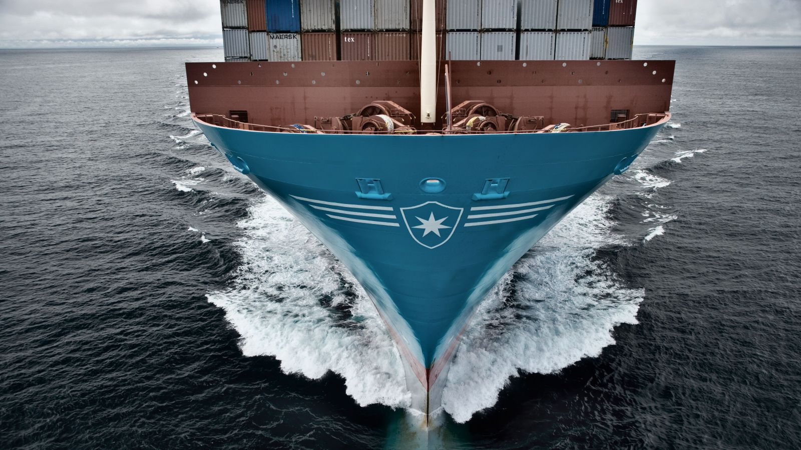 Maersk Line to pay US$4b for smaller rival