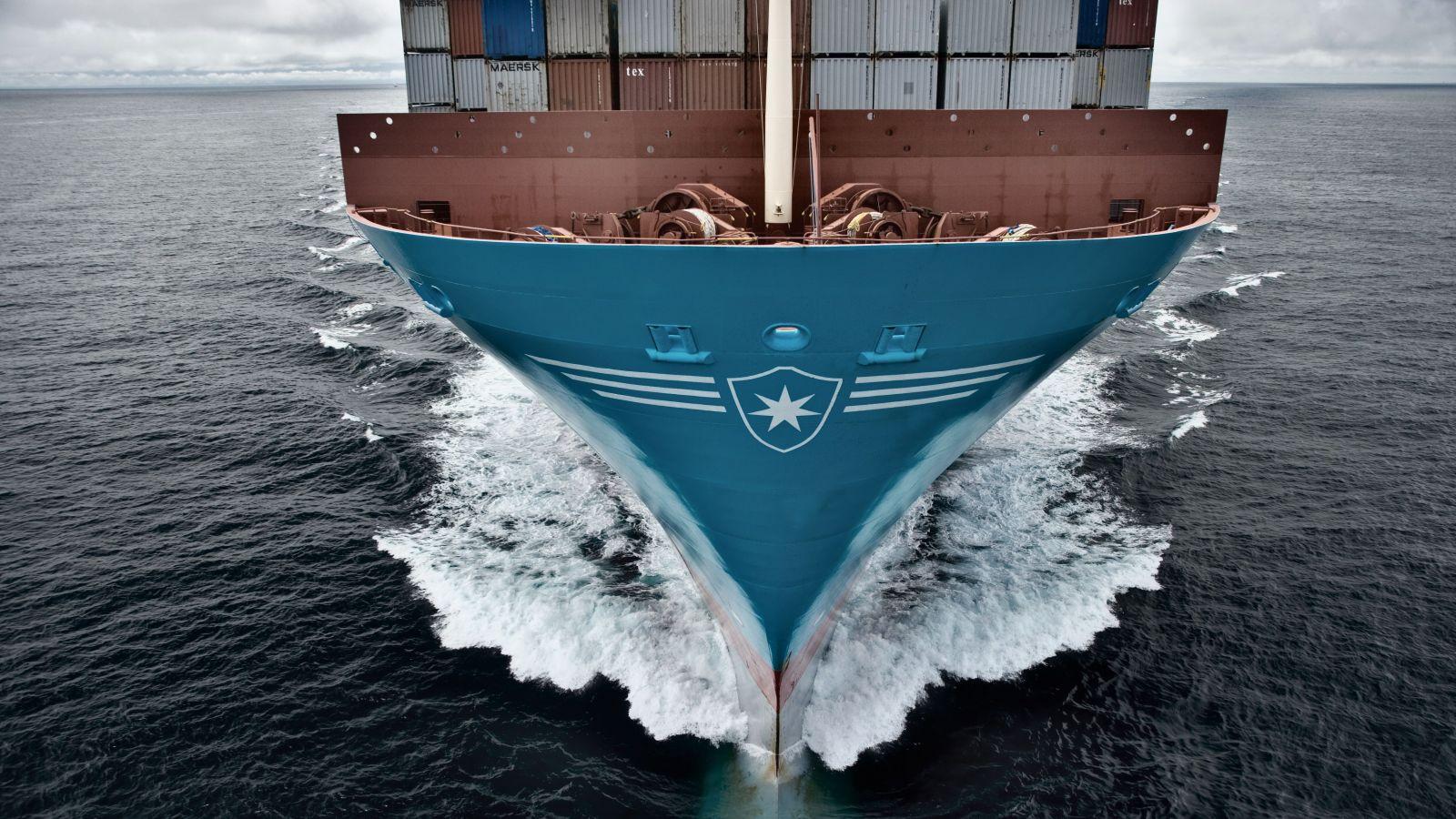 Big, Bigger, Biggest, Maersk