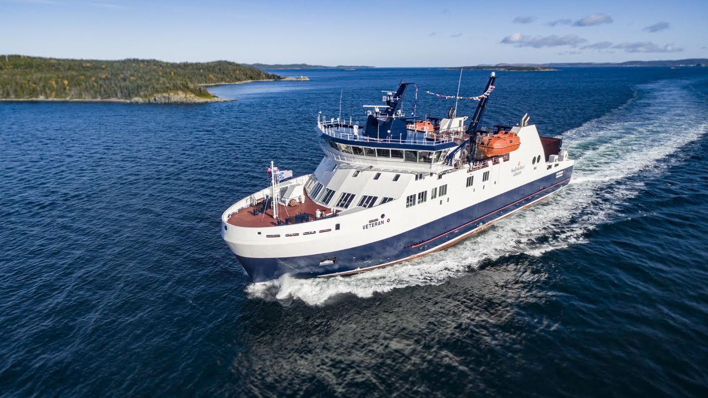 Damen Ferry For Canadian Lifeline Vessel Replacement
