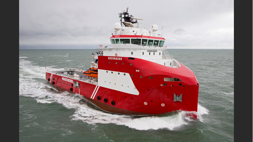 Kroonborg Voith Propelled Ship of the year