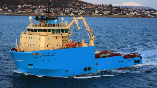 Maersk increases donation for ocean cleanup
